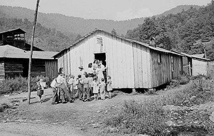 miner camp school