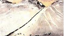 Miners heading for the Klondike