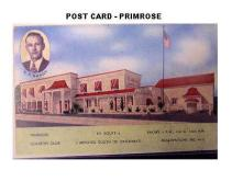 Primrose Club Post Card