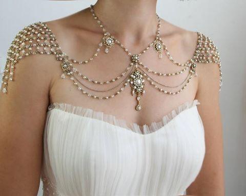 Collar Shoulder Necklace