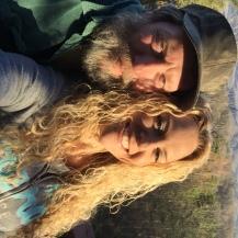 Mike and Brandy Selfie Smokies