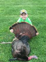 Hunter Turkey 2017 5 years old