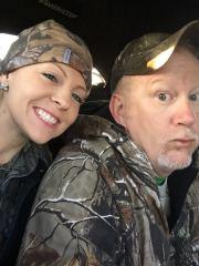 B and J hunting 2016