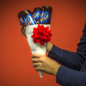 Bud Light Bouquet